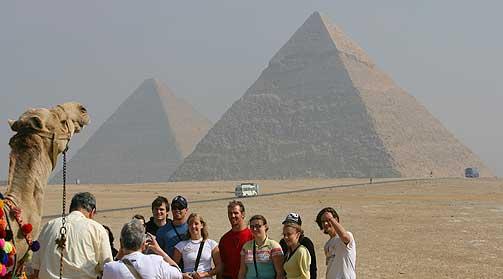 egypt pyramider inni